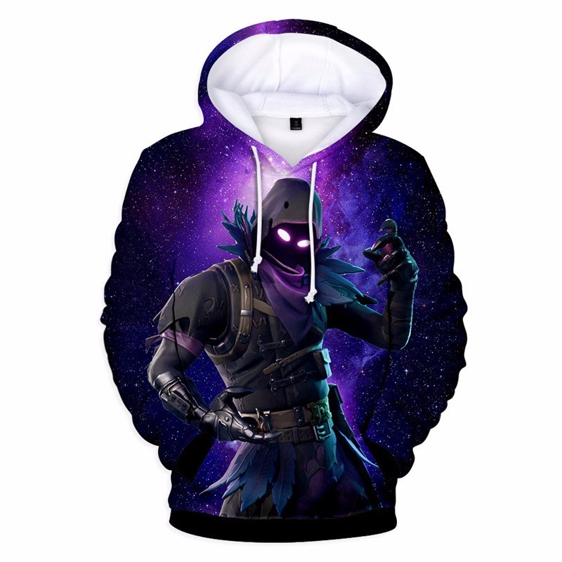 New Battle Royale 3D Printed Hoodie Sweatshirt Adult Children's Harajuku Sweatshirt Men Women Hoodie Fortniter Christmas Gift