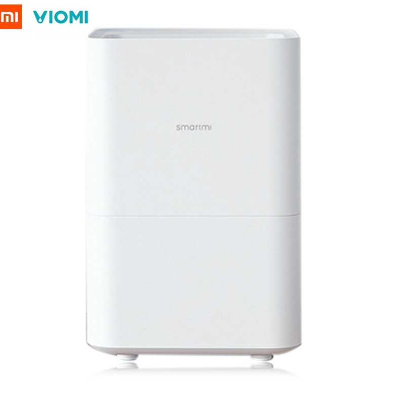 Xiaomi Viomi Smartmi Pure Air Humidifier With 4L Large Capacity Tank Automatic Water Evaporation Mist Maker Home Office XJ