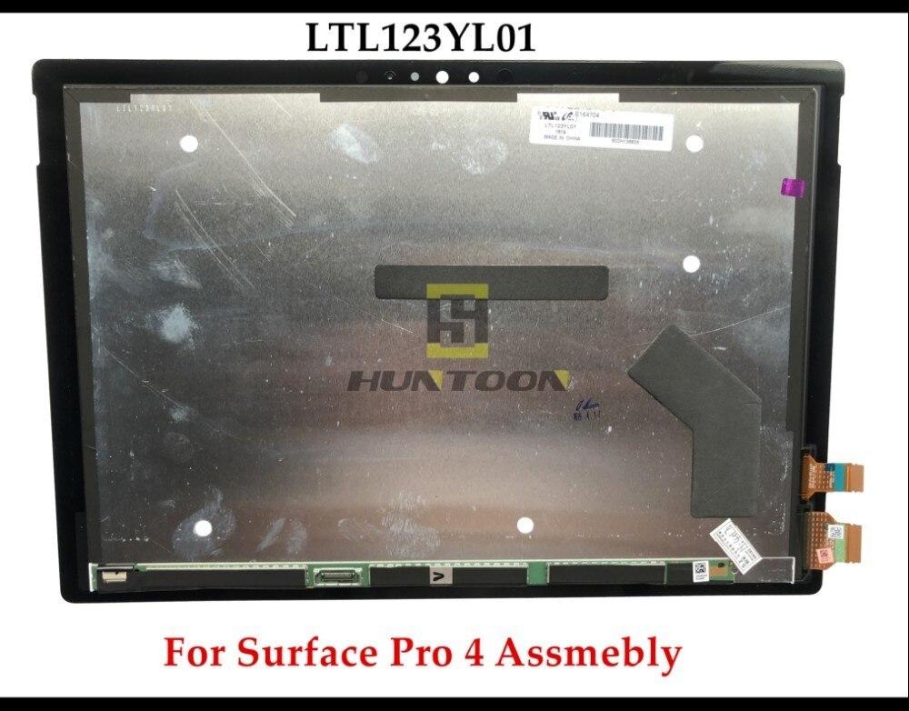 100% Getestet Marke Neue Lcd Screen Für Microsoft Oberfläche Pro 4 Lcd Display Touchscreen Digitizer Ltl123yl01 Hohe Qualität Gesundheit Effektiv StäRken