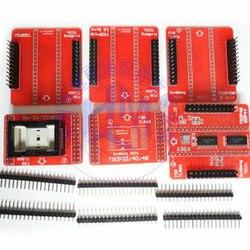 DYKB TSOP32 TSOP40 TSOP48 adaptery ZIF płytka gniazda dla TL866CS TL866A gniazda programator Bios USB