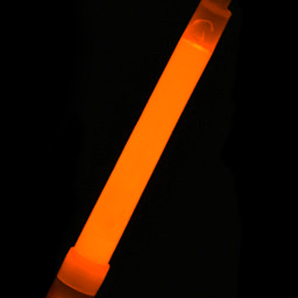 6inch Industrial Grade Glow Sticks Party Camping Emergency Lights Glowstick Chemical Fluorescent Hanging Decoraction