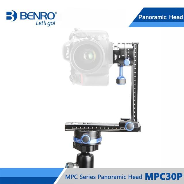 Benro MPC30P głowica panoramiczna przez trzy Dimentional fotografowanie panoramiczne aluminium Benro serii MPC głowica panoramiczna DHL darmowa wysyłka