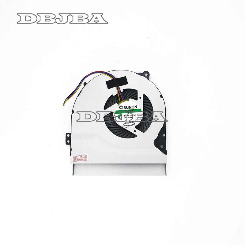 Новый процессор Охлаждающий вентилятор для ASUS X550 X550V X550C X550VC X450 X450CA X450V X450C R510C A450C K552V A550V MF75070V1-C090-S9A