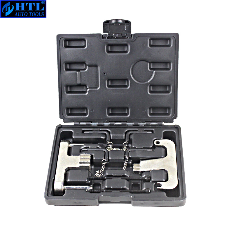 Engine Timing Tool Kit for Mercedes-Chrysler-Jeep Benz M112 M113 M137 M156 M272 M273 Flywheel and Canshaft Locking