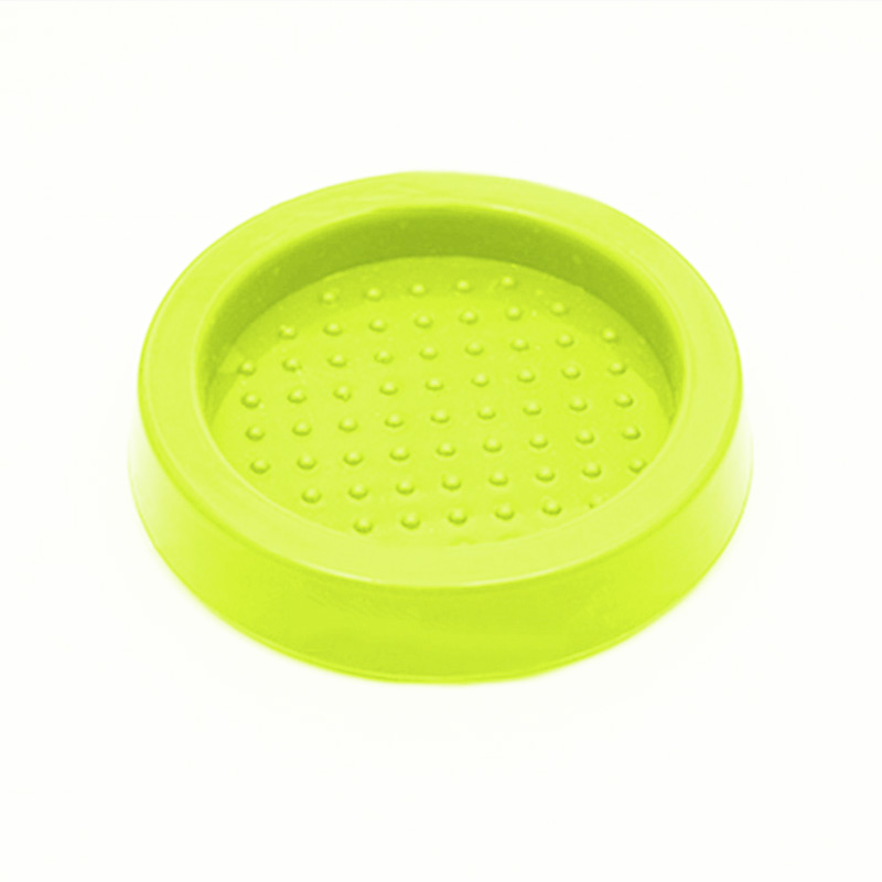 60mm Round Silicone Espresso Coffee Tamper Mat Tamping Stand for Coffee Tamper Seat Barista Tools Accessories