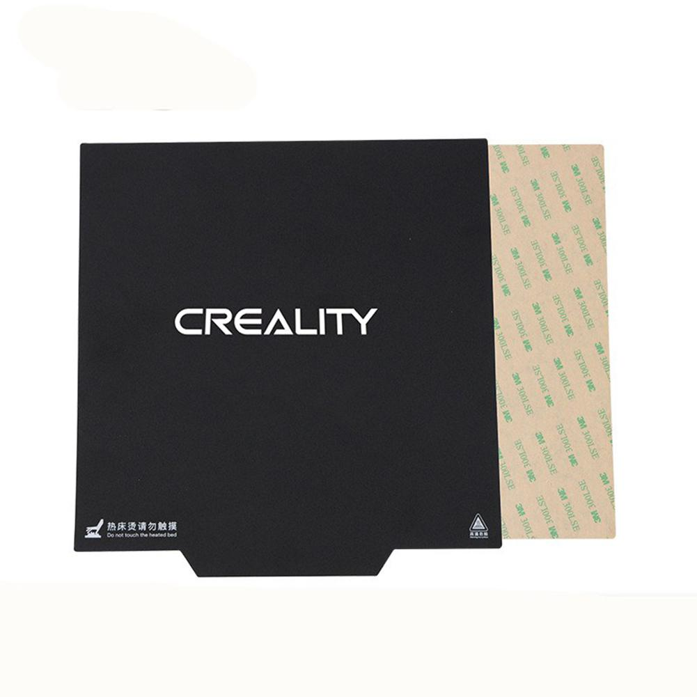 310*310mm Flexible Magnet Build Surface Plate Heated Bed Parts Magnetic Sticker With Handle For Creality CR-10 3D Printer R60