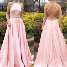 MUXU pink sexy backless long dress woman party night elegant sukienka vestidos robe femme kleider fashion clothes dresses frocks