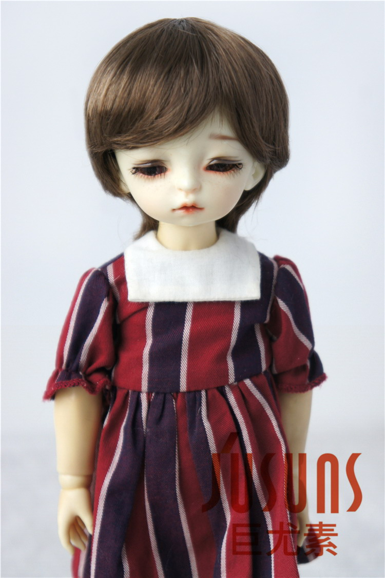 D28053 1/6 YOSD Fashion Enfant Soft Synthetic Mohair BJD wigs size 6-7 inch cute doll wig 22 colors in stockD28053 1/6 YOSD Fashion Enfant Soft Synthetic Mohair BJD wigs size 6-7 inch cute doll wig 22 colors in stock