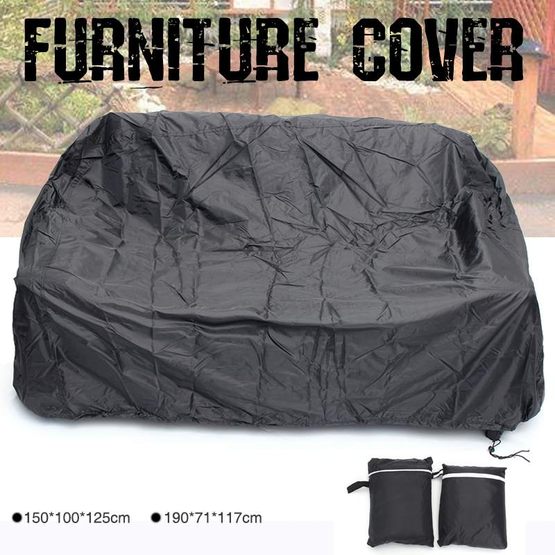 Outdoor Garden Bbq Furniture Cover Waterproof Oxford