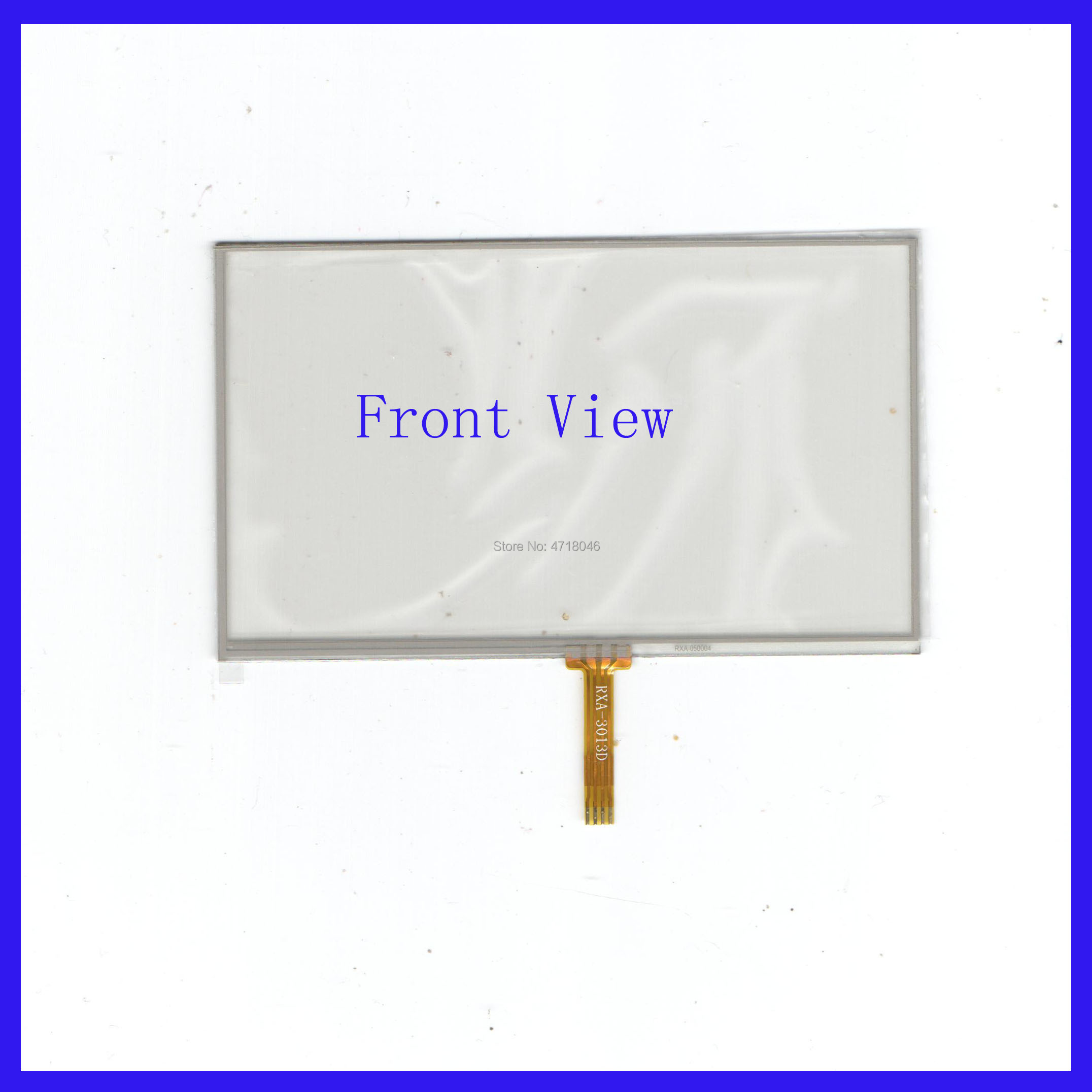 ZYS forPrestigio forgeovision <font><b>5055</b></font> compatible touchglass 4lines resistance screen this is compatible Touchsensor image