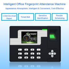 OULET Biometric Fingerprint Reader Attendance System TCPIP USB Access Control Clock Employees Device Fingerprint Time Attendance standalone biometric fingerprint door access control system with keypad metal fingerprint access controller fingerprint reader