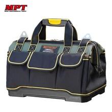Sac à outils, outils électricien menuiserie réparation de matériel, rangement Portable boîte à outils clé, Kitbag trousse à outils