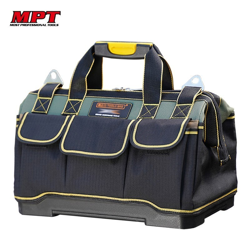 Tool Bag Electrician Tools Carpentry Hardware Repair Portable Storage Organizers Box Work Spanner Toolbox Kitbag Big Toolkit
