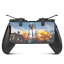 Scimelo GAME 8th Mobile Game Controller for PUBG / Knives Out / Rules of Survival for IOS,Android smartphones / tablet
