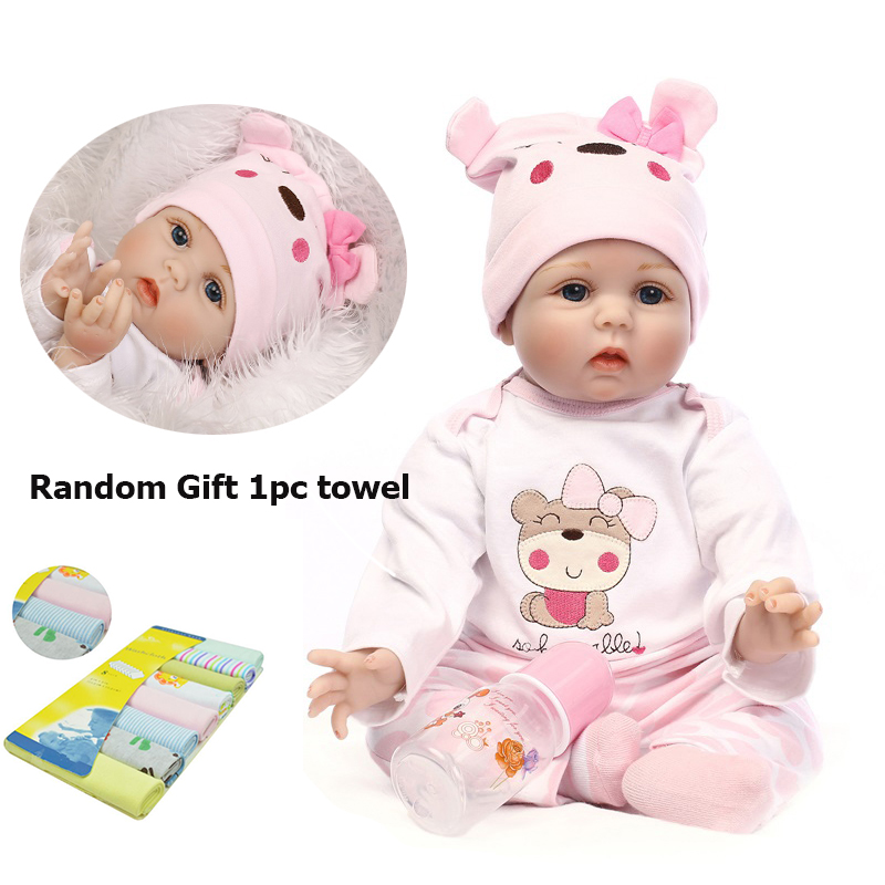55cm 아기 인형 인형 인형 인형 시뮬레이션 인형 인형 인형 인형 인형 아기면 인형 실물 인형 소프트 인형 선물 #