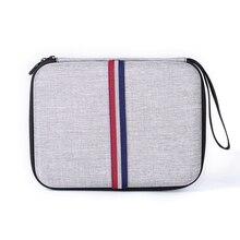 여행 범용 케이블 주최자 전자 액세서리 케이스 가제트 가방 Aa 배터리 충전기