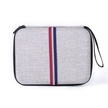 Travel Universal Cable Organizer Electronics Accessories Cases Gadget Bag For Aa Battery Charger