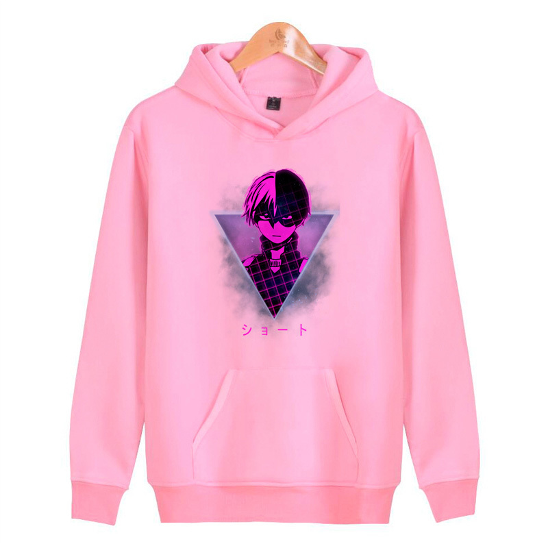 my hero academia  my hero academy(5) hoodies sweatshirts hop male hoddies pullover hip streetwear men/women homme harajuku J1932