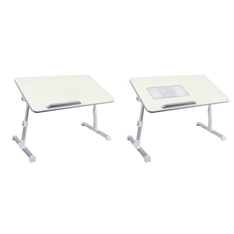 Foldable Mini Laptop Table Adjustable Portable Standing Desk For Bed Notebook Stand Reading Holder Aluminum Alloy Table LegFoldable Mini Laptop Table Adjustable Portable Standing Desk For Bed Notebook Stand Reading Holder Aluminum Alloy Table Leg