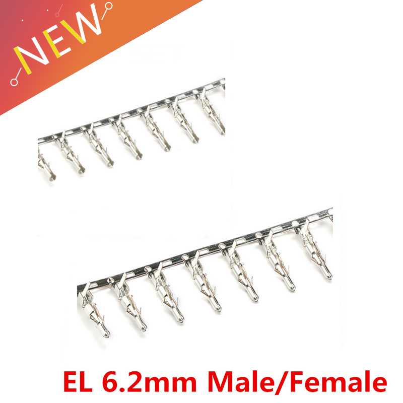 Lighting Accessories Back To Search Resultslights & Lighting 50pcs/lot Big Tamiya El 6.2mm Male/female Terminals Connector Large Tamiya For 1/2/3/4/6/9 Pin Male Female Socket Plug
