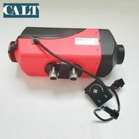 2000W 24V Rot Airtonic Diesel Air Parken Heizung Auto Luft Heizung für wohnmobil mit knopf swich|Füllstandmessgeräte|   -