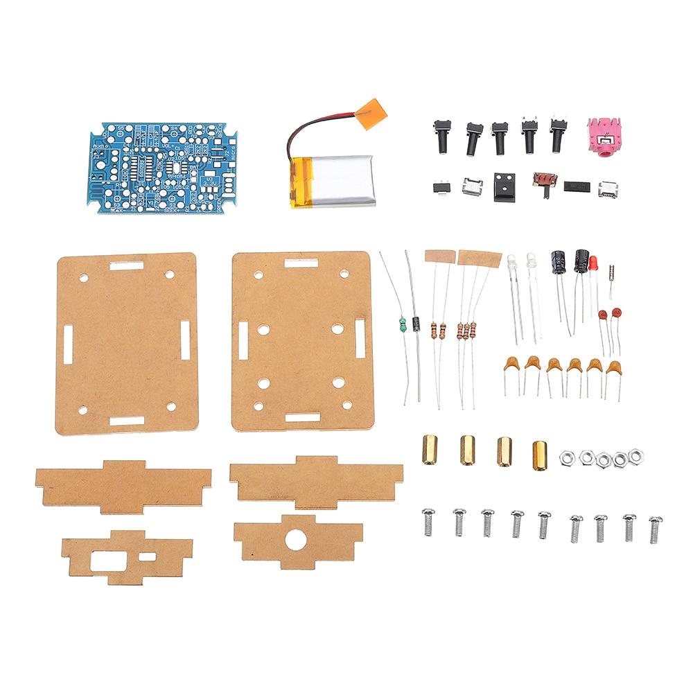 NEW GS1299 DIY FM Transmitter Radio Kit DIY Digital Radio Production Kit ModuleNEW GS1299 DIY FM Transmitter Radio Kit DIY Digital Radio Production Kit Module