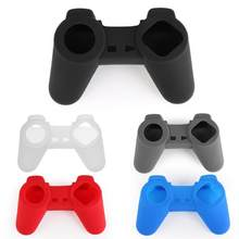 Silicona analógica Joystick Grip Caps funda protectora de piel para PS1 PlayStation Classc controlador 2018(China)