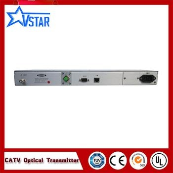 1550nm 10db Direct Modulation CATV Fiber Optical Transmitter 1