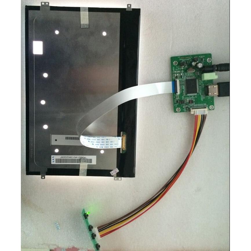 "For 14.0/"" B140XTN02.A 1366X768 Panel HDMI LED EDP Controller board kit DIY card"