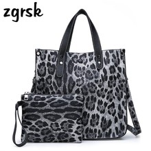 Leopard Women Shoulder Bag Brand Ladies PU Leather Handbags High Quatity Women Tote Ladies' Bags Sac A Main Femme Big Handbag все цены
