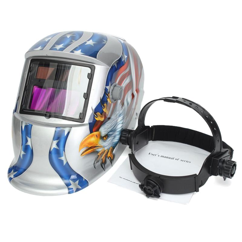 Tools : NEW Hot Sale Automatic Welding Helmet Solar Welding Mask Welding Shield Drop Shipping
