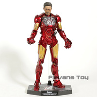 Hot Toys Marvel Avengers Iron Man MK 4 Mark IV 1/6 Scale PVC Action Figure Collectible Model Toy