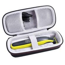 Mayitr EVA портативный Чехол бритва хранение Твердый Чехол для Philips OneBlade триммер аксессуары для бритья хранение дорожных сумок коробка