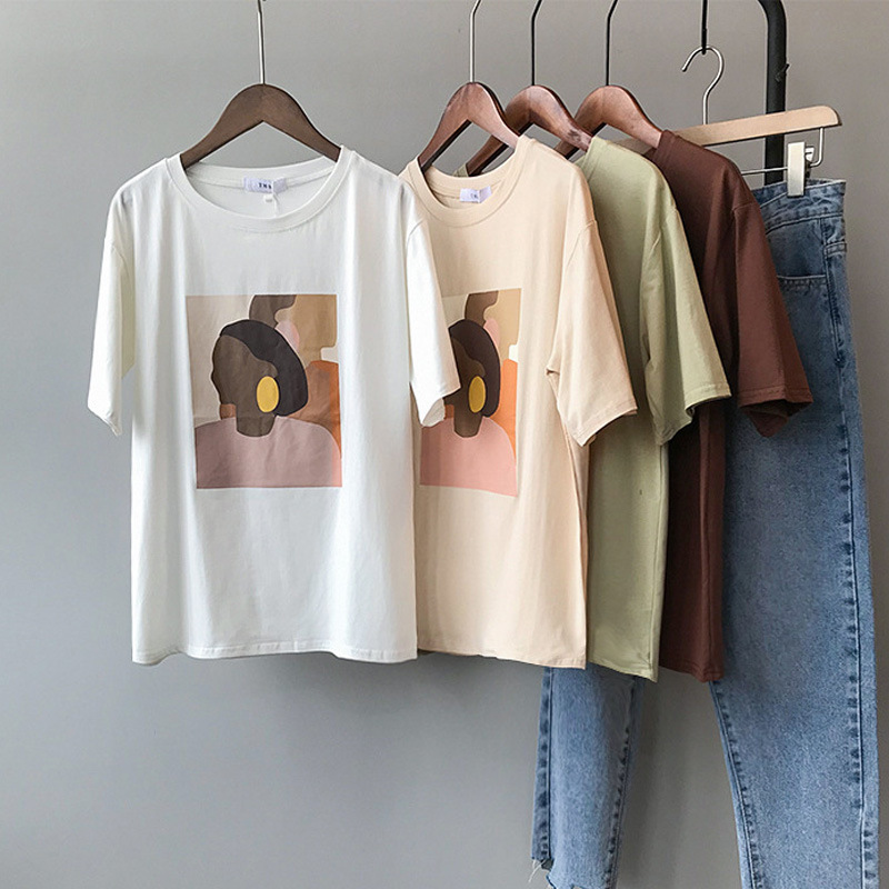Bobokateer Plus Größe T Shirt Frauen Tops T Shirt Femme Camisetas Mujer 2019 Baumwolle Oansatz T-shirt Frauen T-shirt Sommer T Shirts Gepäck & Taschen