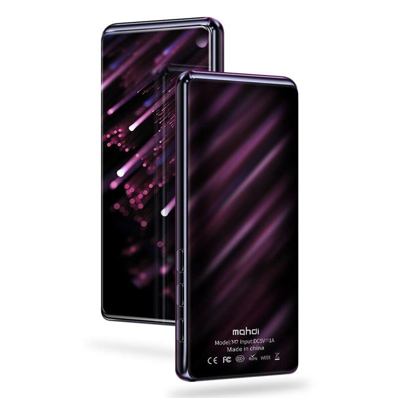 Mahdi M7 8 GB HIFI MP3 Lecteur Portable lecteur audio Numérique 3.5 Pouces IPS Écran FM Radio TXT Enregistrement Vidéos 800x340 35 h Musique