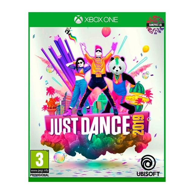 Игра для Microsoft Xbox One Just Dance 2019, русская версия