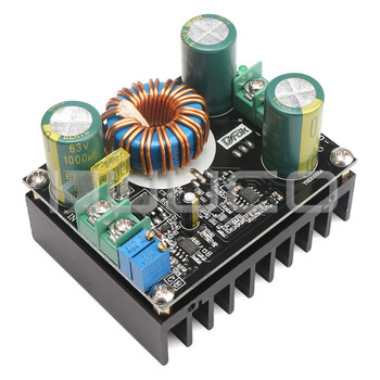 5 PCS/LOT 600W Regulator/Power Converter DC12~60V to 12~80V 12A Adjustable Power Supply DC 12V 24V 36V 48V Charger/Adapter