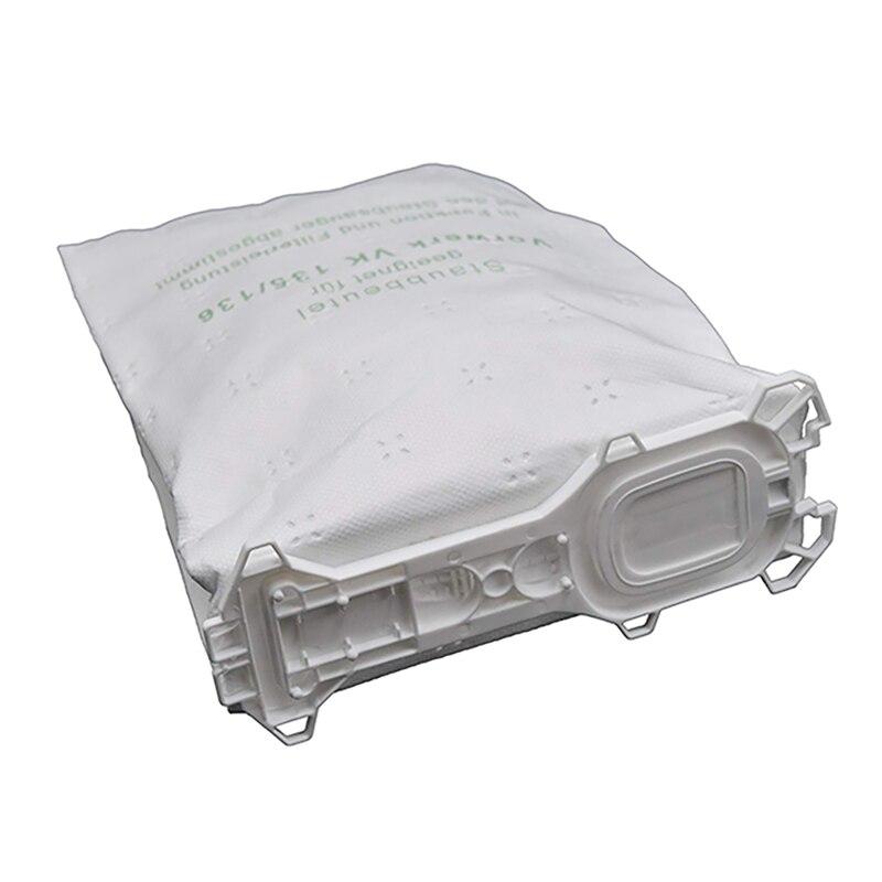 18 sacs d'aspirateur, 5 couches, en micro-polaire premium de haute qualité, adaptés aux personnes allergiques, adaptés aux Vorw