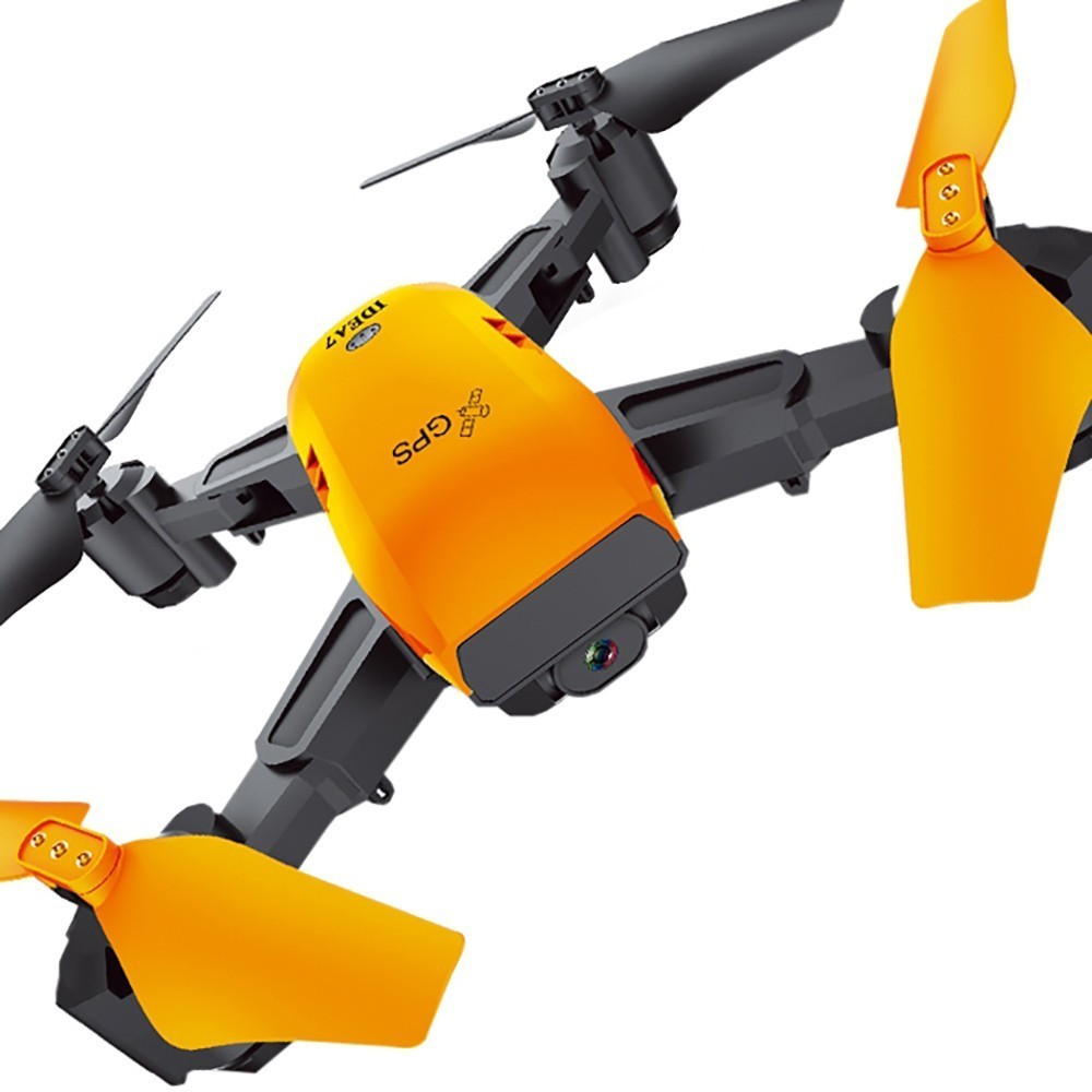 High Quality Foldable RC Drone 2.4G with FPV 720P GPS Altitude Hold Follow Auto Return
