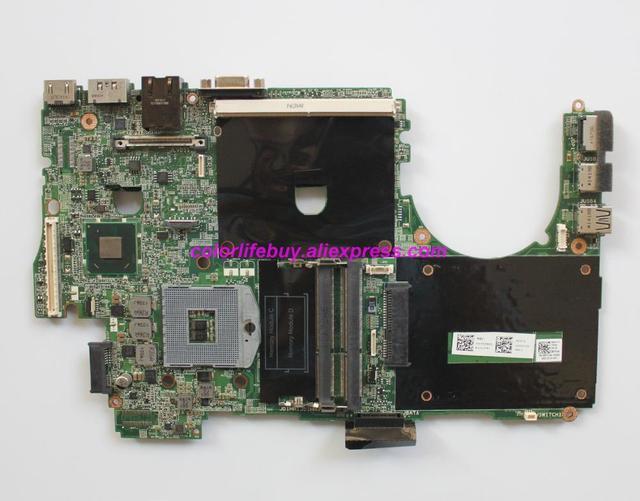 Dell precision m4600 노트북 pc 용 정품 8 yfgw 08 yfgw CN 08YFGW 노트북 마더 보드 메인 보드