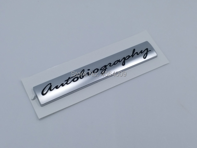 HSE LUXURY HSE SDV8 SDV6 Si4 SCV6 LUXURY SUPERCHARGED Autobiography Emblems Badges