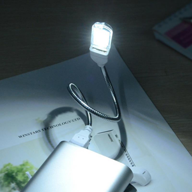 Strong-Willed Portable Mini Usb Led Light Lamp Bulb For Computer Laptop Pc Desk Reading Hot New Security & Protection