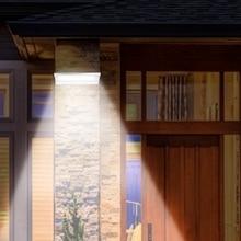 LED 1612 Solar Powered Wall Light Sensor Sconce Lamp For Road Garden Corridor Lighting