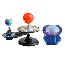 Star Planetarium Projector & Zon Aarde Maan Orbital Planetarium Model Science Project Kit Astronomie Leren Studie Science Kit(China)
