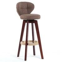 Taburete de Bar Stuhl Taburete Stoelen Stoel Cadeira Sandalyeler Cadir Ikayaa Taburete Tabouret De Moderne Silla de Bar Moderno