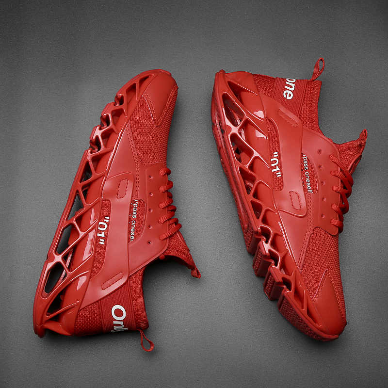 fb5852466b9f 2019 new Men Running Shoes sport shoes male autumn man Sneakers Trending  Style Blade shoes Breathable