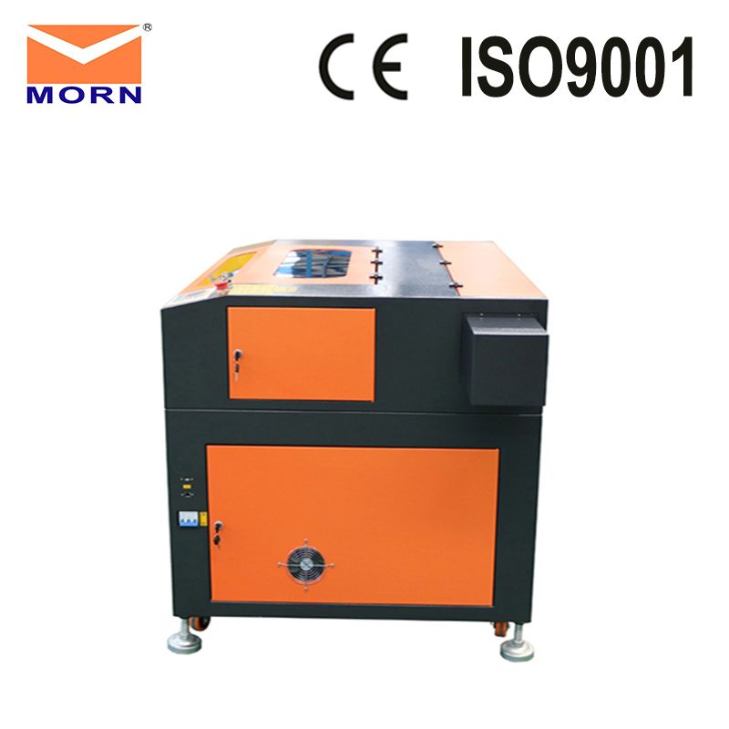 80W RECI laser tube CO2 laser engraving and cutting machine for non metal material 9060 6090 co2 laser engraver cutter in Wood Routers from Tools