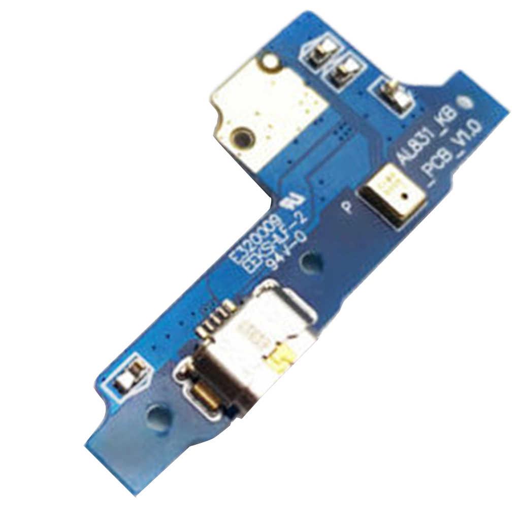 Couleur aléatoire de remplacement de câble de câble de connecteur de Port de chargement d'usb pour le Compact de Huawei Y6 II