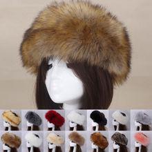 Женский берет, женские шапки, шапка, головной убор, пушистые зимние русские береты, шапка с ушками, искусственный мех, Лисий мех, шапка с енотом, новинка