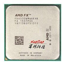 AMD-procesador de CPU serie FX, FX FX-6330 6330, 3,6 GHz, seis núcleos, 95W, FD6330WMW6KHK, enchufe AM3 +